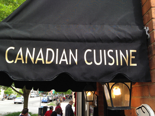 Canadian Cuisine - Image Credit: https://www.flickr.com/photos/113026679@N03/14154389889