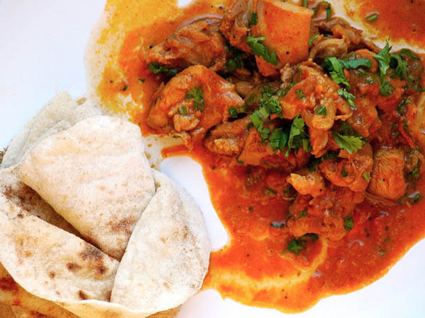 Chicken Tikka Masala - Image Credit: https://www.flickr.com/photos/gogatsby/5452784095/