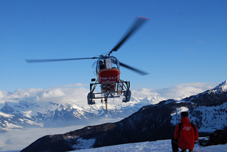 Heli-Skiing - Image Credit: https://www.flickr.com/photos/grechman/3195626591
