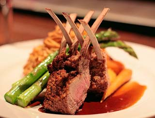 Rack of Lamb - Image Credit: https://www.flickr.com/photos/waferboard/4340921954/