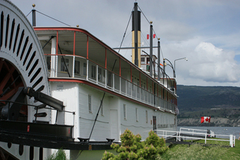 SS Sicamous - Image Credit: https://www.flickr.com/photos/coreyburger/4640044241